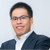 意法半导体中国区微控制器市场部高级经理曹锦东照片