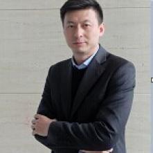 上海光韵达数字医疗科技总经理衣伟照片