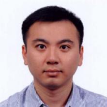 佰盛立医学三维科技公司(香港)技术总监,创办人施君易照片