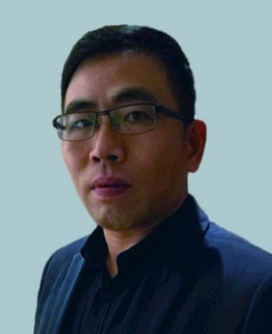 仙瞳资本高级副总裁、执行合伙人刘靖龙照片