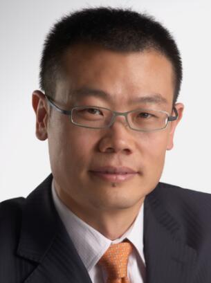 北京青云创业投资管理有限公司合伙人张立辉照片