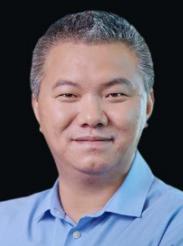 通江投资集团董事长张保国照片