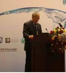 国际水生态安全中国委员会 副主任刘亚军照片