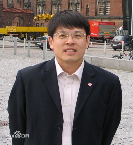 北京大学教务部部长董志勇照片