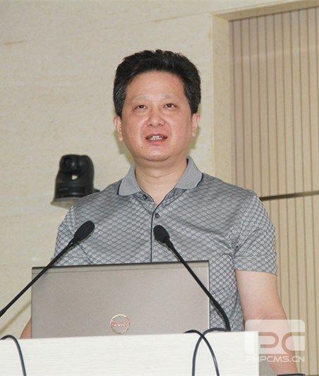 江苏省生态环境监控中心信息中心主任何春银照片