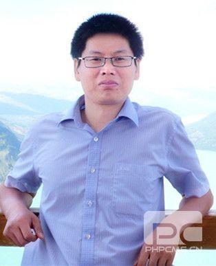 环保部信息中心高级工程师黄明祥照片