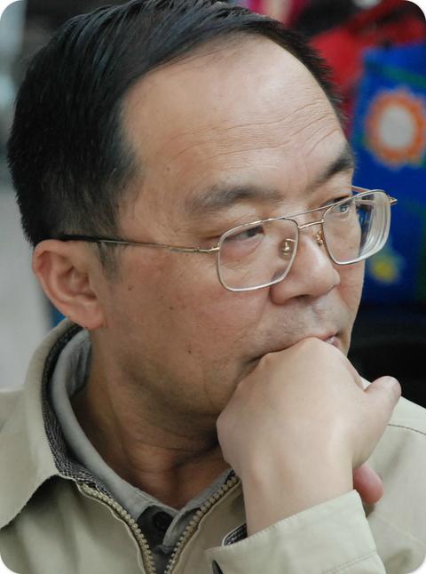 国际文化多媒体文化协会会长王六一 照片