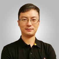 錦行網絡科技產品總監胡鵬照片