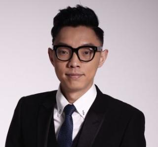 抹茶美妆CEO黄毅照片