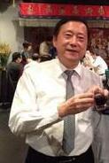 中华海峡两岸而年华资产交流促进会副董事长江裕信照片