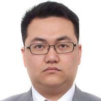 eBay高级总监潘喆虎照片
