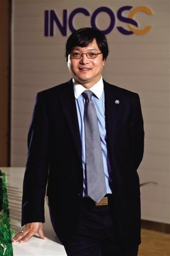 博雅控股集团董事长许晓椿照片