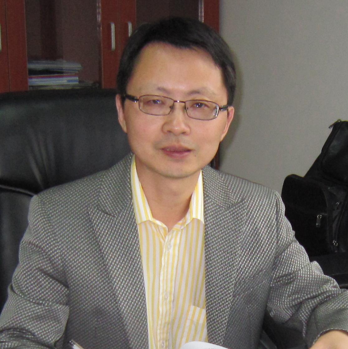 安翰光电及上海安翰医疗科技有限公司执行总裁肖国华照片