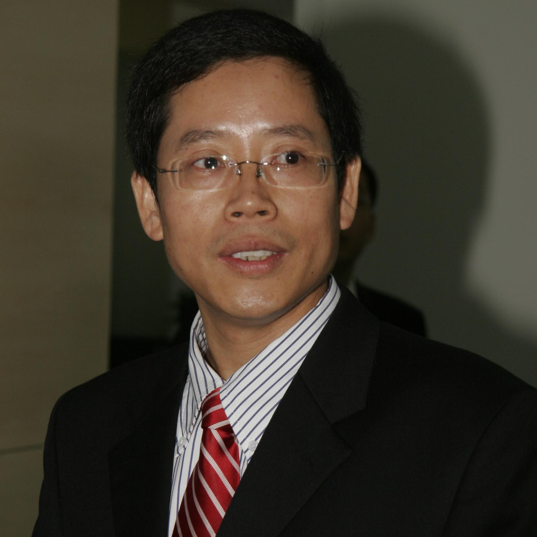 瑞奇外科器械(中国)有限公司董事长方云才照片