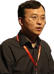 中国电子商务协会副秘书长袁登科照片