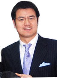 中国服装网CEO陈学军