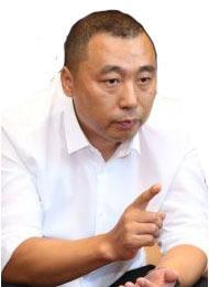 CEO五阿哥赵伟