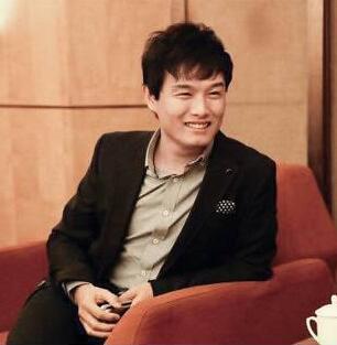 蓝鲸传媒联合创始人李武照片
