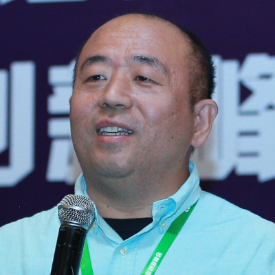 微软中国有限公司开发者体验及合作事业部首席技术顾问董乃文照片