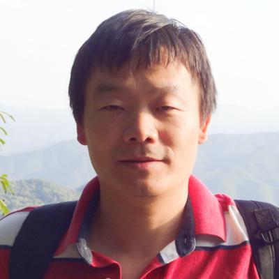 星环科技首席工程师陈振强照片