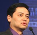 江苏省品牌学会会长徐浩然照片