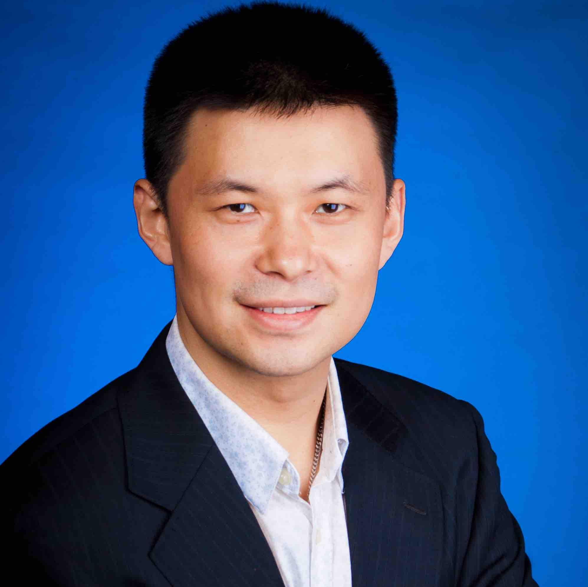 阳狮锐奇中国区董事总经理陈骥照片