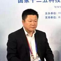 上海市科技委员会副主任干频照片