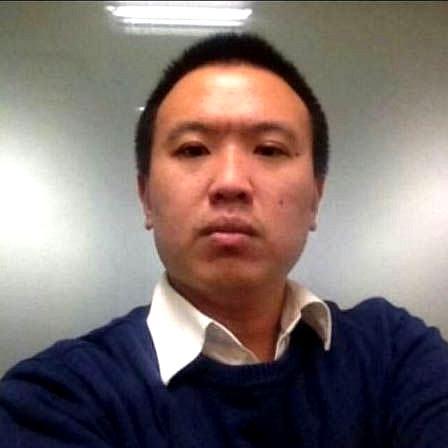 吉利控股集团投资总监纪耀淳照片