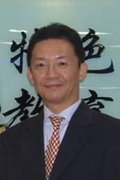 北京大学流通业发展中心副主任熊海量照片
