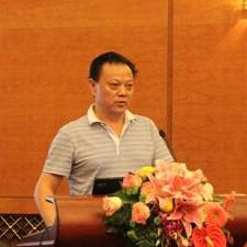 北京大学国际金融研究所所长高国潮照片