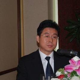 中青旅置业有限公司执行董事卢丹照片