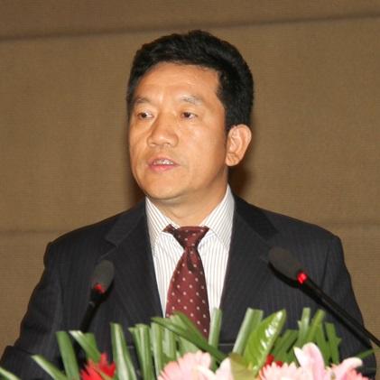 中海油科技部总经理孙福街照片
