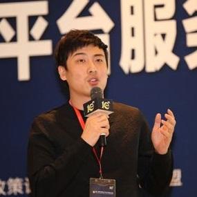 京东数据云首席架构师杜宇甫照片