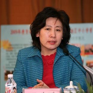 中央电教馆馆长王珠珠照片