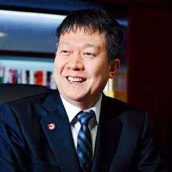 中航信托股份有限公司总经理姚江涛照片