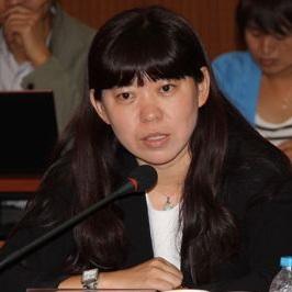 国家科学技术部社会发展科技司副处长孙燕荣照片