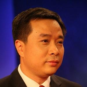 北京师范大学教授、博士生导师康震照片