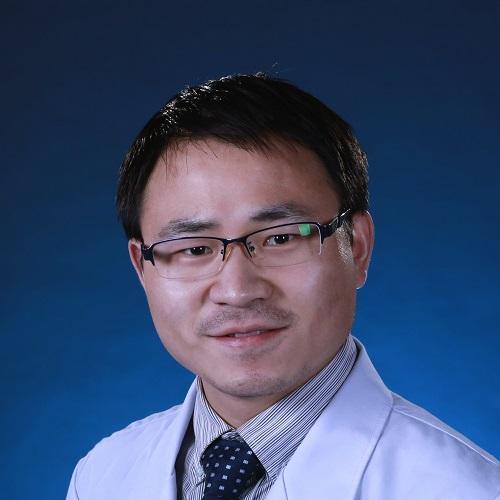 武汉大学中南医院循证与转化医学中心副教授曾宪涛照片