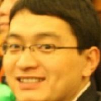 蚂蚁天使CEO肖志飞照片