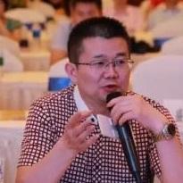 九鼎投资副总裁贺沅舟照片