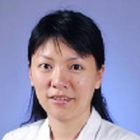 廣州中山大學中山眼科中心副主任醫師楊曉照片