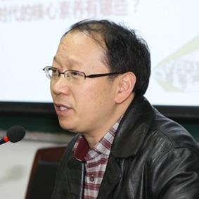 上海电教馆馆长张治照片