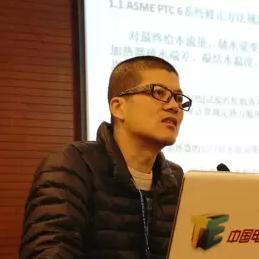 国家核电上海发电设备成套设计研究院副所长杨宇照片