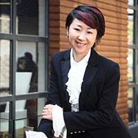 三益资本 董事总经理刘晓兰照片