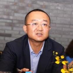BFC外滩金融中心总裁吴洋照片