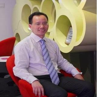 上海交通大学企业心智成长中心特聘营销讲师曾子亮照片