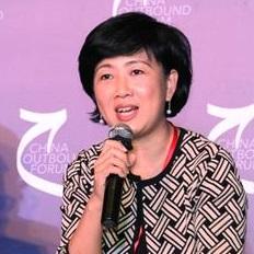 汉能控股集团高级副总裁王淑琴照片