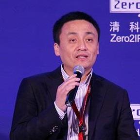 四维传媒董事长罗险峰照片