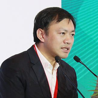 京东金融集团副总裁金麟照片