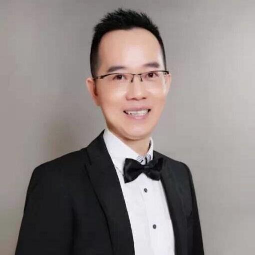 蚂蚁公益基金创始人陈幹锦照片
